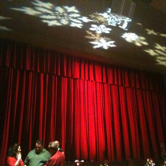 Photo taken at Hinsdale Central High School by Daisy on 12/16/2012