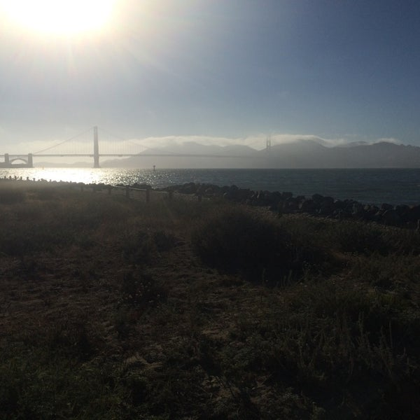 Photo taken at Crissy Field by Ryan S. on 7/7/2014