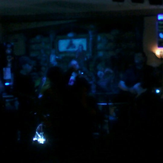 Photo taken at The Old Triangle Irish Alehouse by Chris A. on 10/21/2012