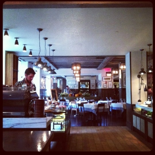 Photo taken at Maialino by Jeremy S. on 10/6/2012
