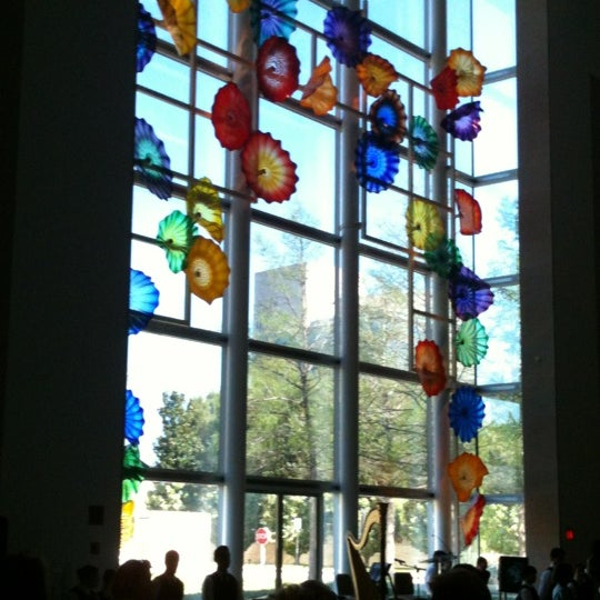 Photo taken at Dallas Museum of Art by Jay C. on 3/26/2012