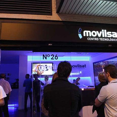 Foto tomada en Movilsat Centro Tecnológico por Movilsat Centro Tecnológico el 9/11/2013