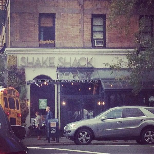 Photo taken at Shake Shack by Ryan S. on 10/10/2012