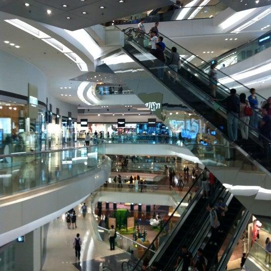 Mall In Kowloon Tong, Hong Kong