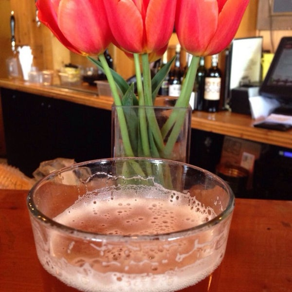 Photo taken at La Conner Brewing Company by Rick G. on 4/18/2015