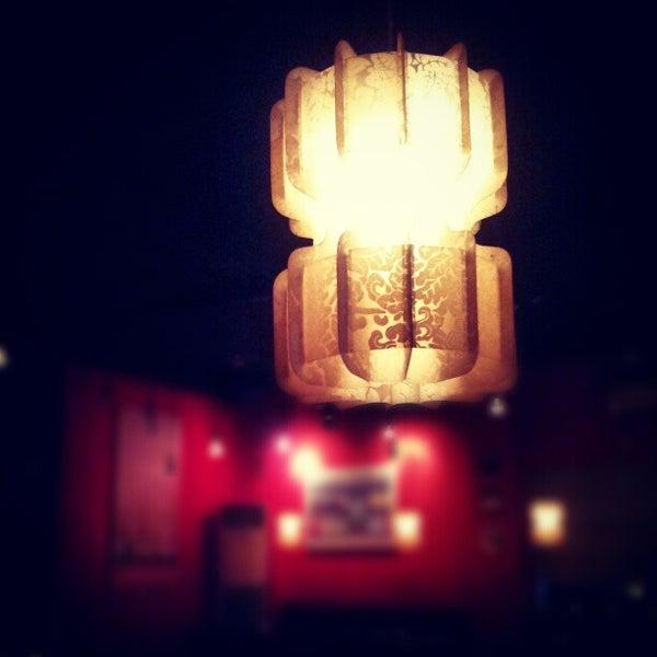 Photo taken at Nori The Japanese Kitchen Lounge by Sanny H. on 12/1/2012