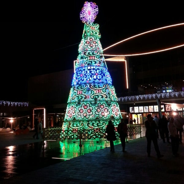 Photo taken at Fashion District - Molfetta Outlet by Iryna Z. on 11/16/2013