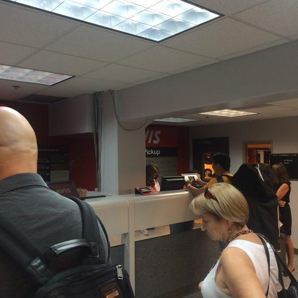Avis Car Rental Santa Ana Airport