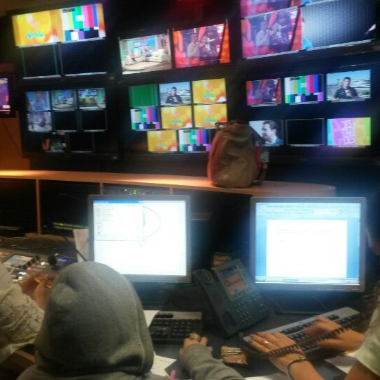 Photo taken at Multimedios Televisión by Andres C. on 7/3/2014