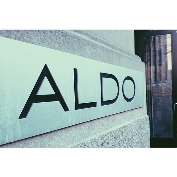 Photo taken at ALDO by Jacob B. on 3/15/2014