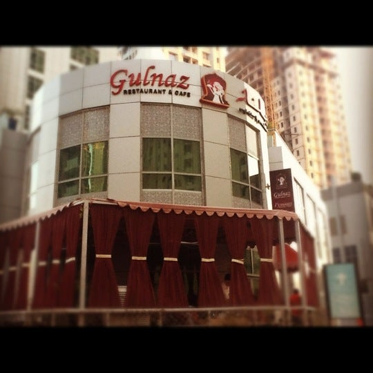 Photo taken at Gulnaz Cafe by Dmitriy T. on 11/2/2012
