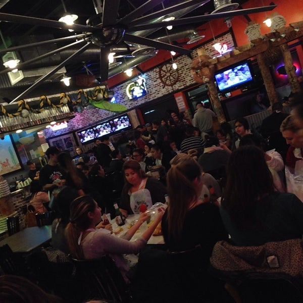 Photo taken at The Boiling Crab by Kerri G. on 1/30/2014