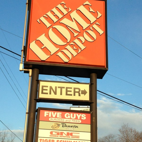 Home Depot Forest Hills Ny