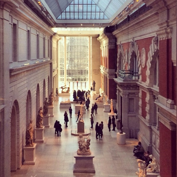 Photo taken at The Metropolitan Museum of Art by Bethany L. on 3/11/2014