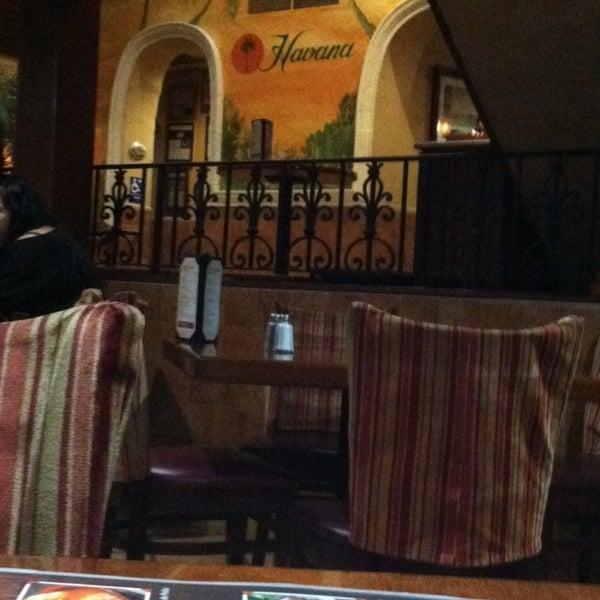 Photo taken at Havana Restaurant by Sara B. on 11/2/2013