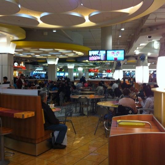 Burger King Metrotown Food Court