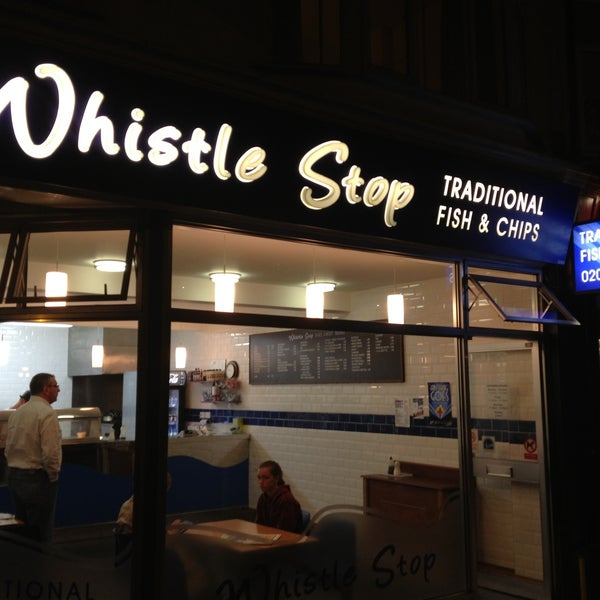 Whistlestop Fish Chips 59 Approach Road