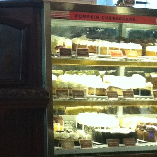 Photo taken at The Cheesecake Factory by Ivory D. on 10/13/2012