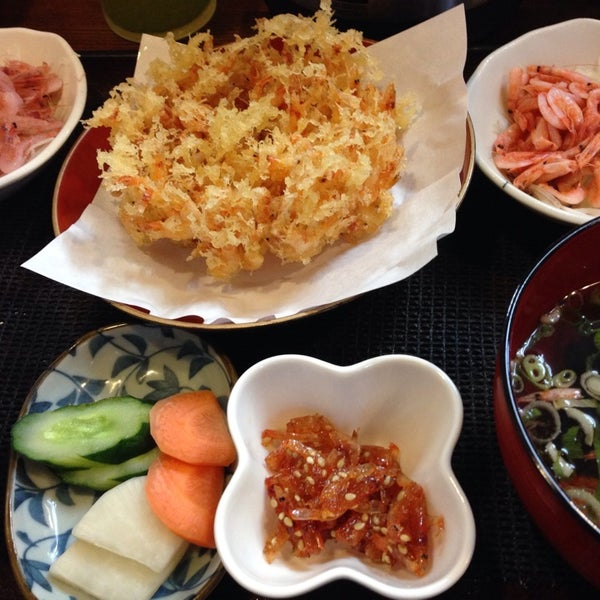 Photo taken at 食堂さくら屋 by Cohal on 7/19/2014