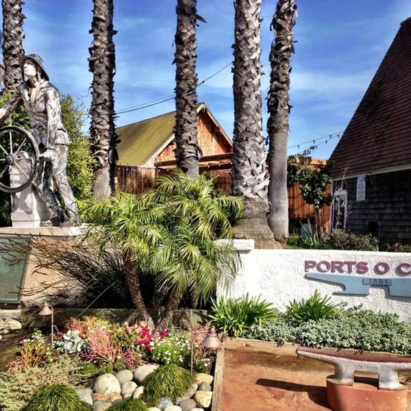 Ports o 39 call waterfront dining restaurant san pedro ca for Port o call san pedro fish market