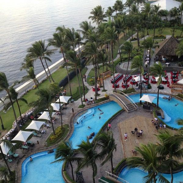Sofitel Philippine Plaza Manila Hotel In Pasay City