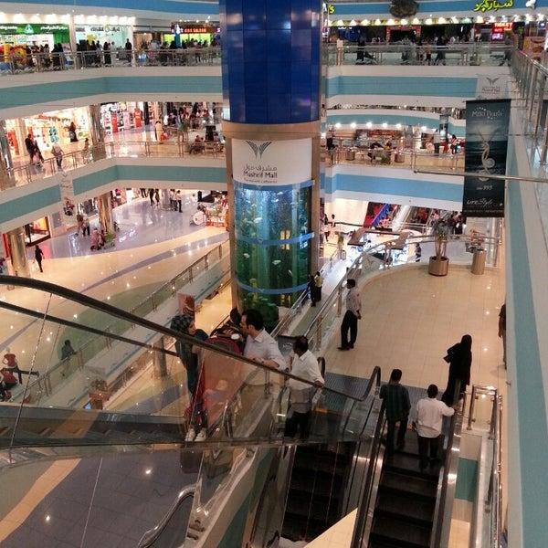 Photo taken at Mushrif Mall by Khalid A. on 6/13/2013