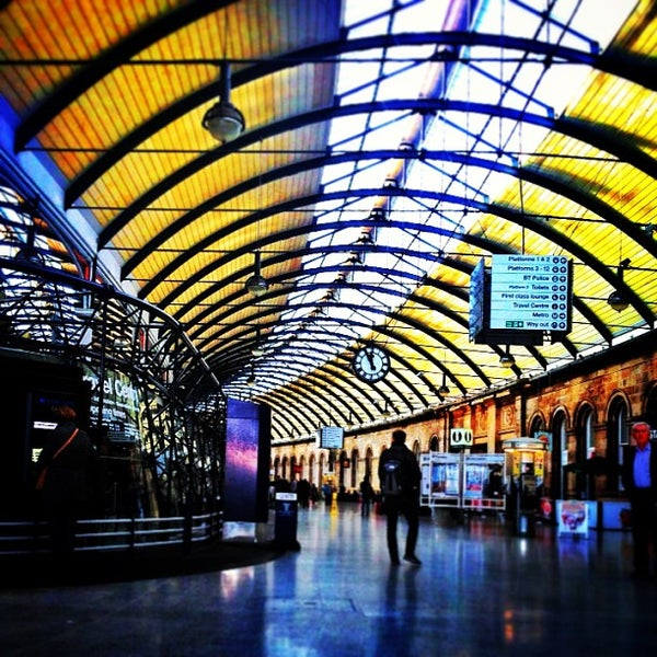 Newcastle Central Railway Station (NCL)
