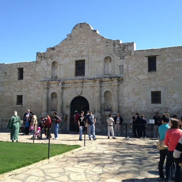 Photo taken at The Alamo by Ernie M. on 3/10/2013