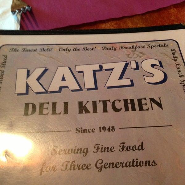 katz deli how to order