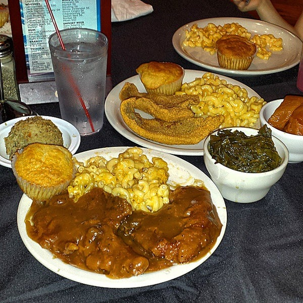 Celebrity Soul Food 103 N Harvey Ave Saint Louis, MO ...