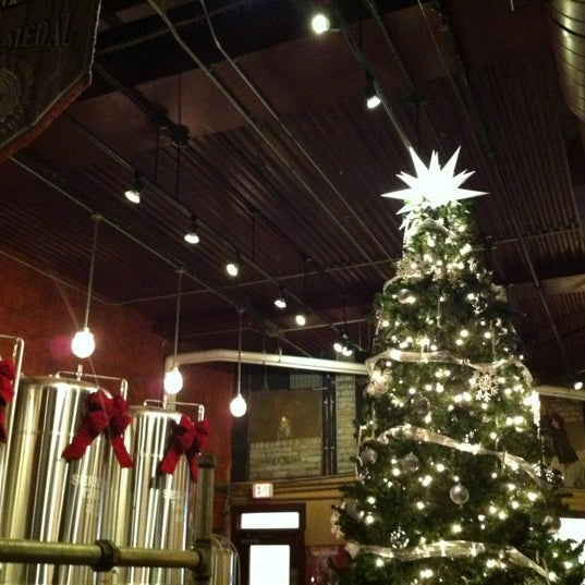 Photo taken at Fegley's Bethlehem Brew Works by Dominic H. on 11/24/2012