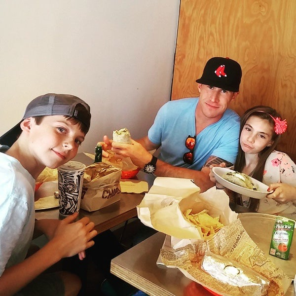 Photo taken at Chipotle Mexican Grill by Nathan R. on 7/23/2015