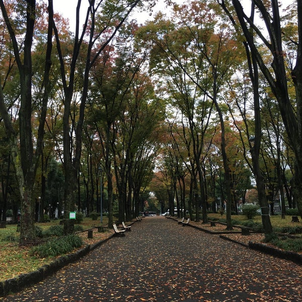 Photo taken at リバーパーク by Hiroaki N. on 11/15/2015