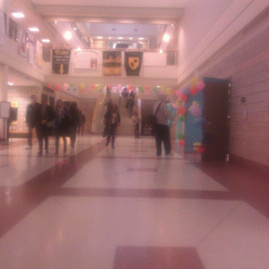 Photo taken at Carmichael Student Center by Carmen C. on 11/6/2012