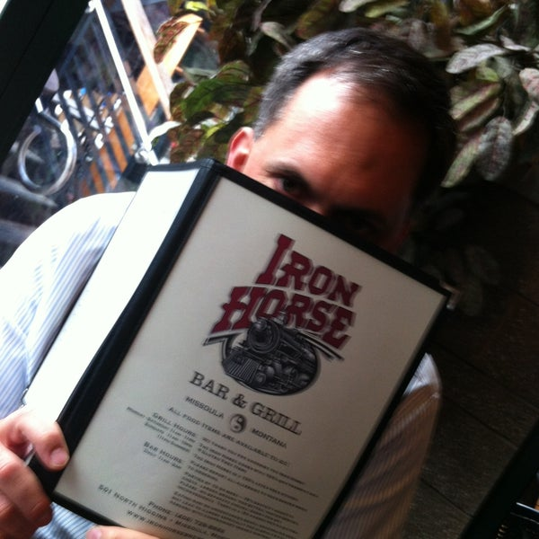 Photo taken at Iron Horse Brew Pub by Jack G. on 4/17/2013