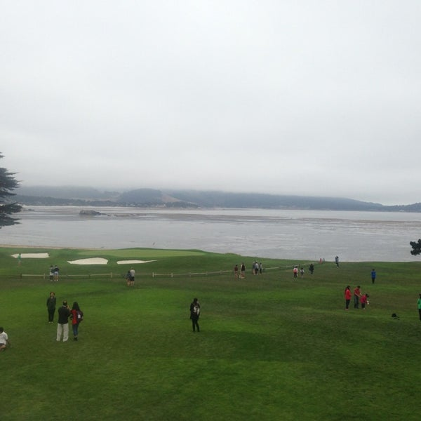 Photo taken at The Lodge at Pebble Beach by Ed S. on 7/28/2013