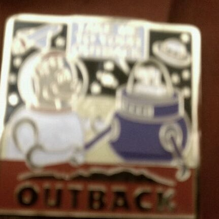 Photo taken at Outback Steakhouse by Owen C. on 4/18/2011