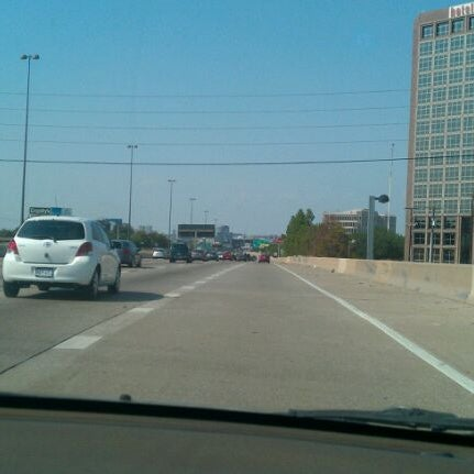Photo taken at U.S. Highway 75 (US-75) by Lynell W. on 8/21/2011