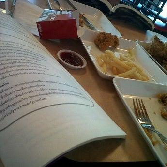 Photo taken at KFC by maneerin k. on 12/13/2011