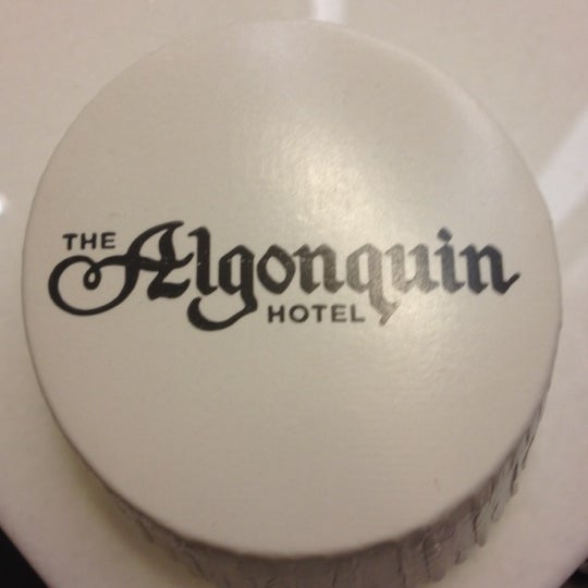 Photo taken at Algonquin Hotel, Autograph Collection by Bobby W. on 7/16/2012