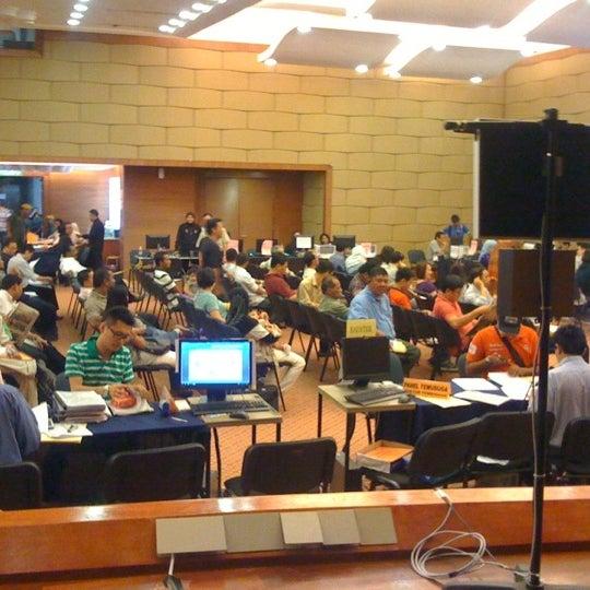 Photo taken at Jabatan Imigresen Malaysia by Ed.J C. on 2/21/2012