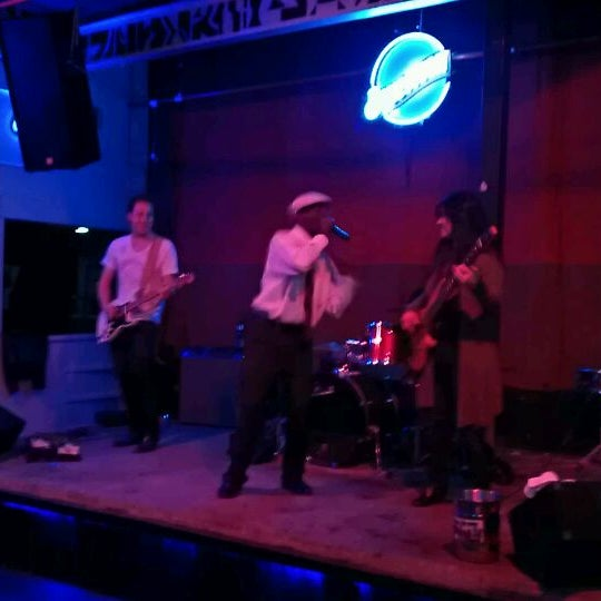 Photo taken at Blue Moon by Dave B. on 1/11/2012