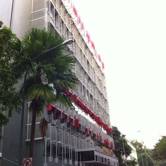 Hotel Grand Central   Affordable Hotel at Orchard, Singapore
