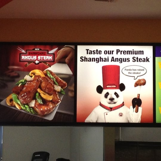 Photo taken at Panda Express by Jesus O. on 5/6/2012