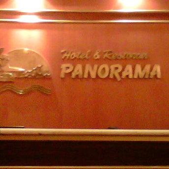 Photo taken at Hotel Panorama by Yosua K. on 10/28/2011