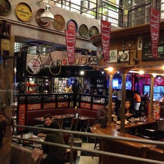 Pike Brewing Company Pike Market Seattle Wa