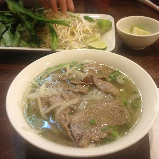 Photo taken at Bowl of Pho by Theresa S. on 5/4/2012
