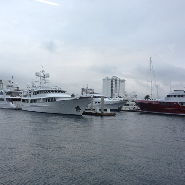 Boat Or Ferry In Fort Lauderdale
