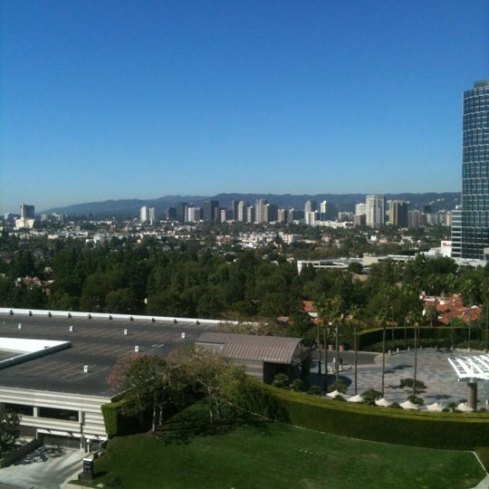 Photo taken at InterContinental Los Angeles Century City by Natalia T. on 10/28/2012