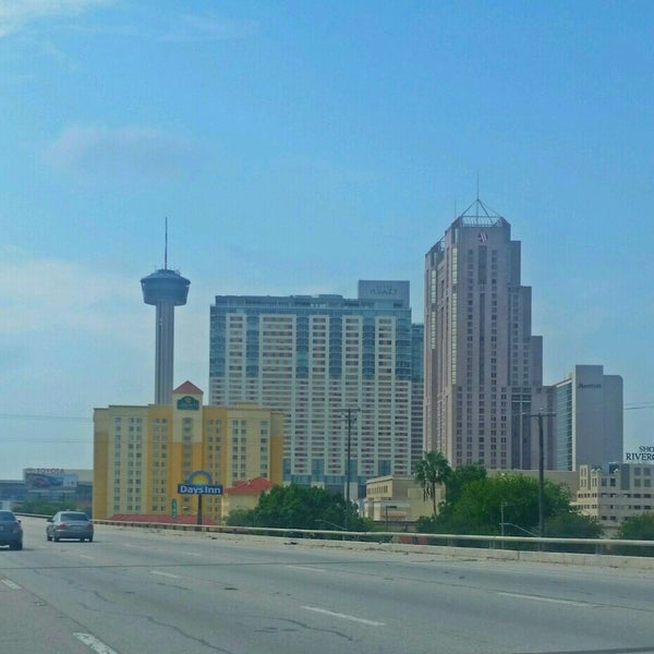 Photo taken at San Antonio by Faith H. on 9/2/2016